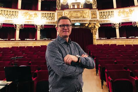 """Egils Siliņš dziedās galveno lomu operas """"Valkīra ..."""