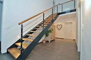 Stahltreppe Mit Holzstufen : stahltreppe 03 treppenbau becker treppe treppe treppe haus und treppenhaus ~ Orissabook.com Haus und Dekorationen