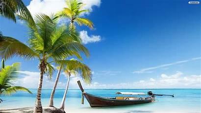 Summer Desktop Wallpapers Beach Backgrounds Background Pixelstalk