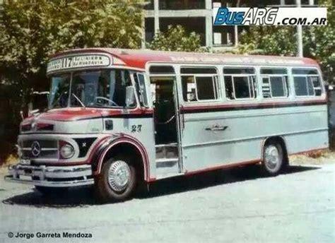 mercedes lo 1114 carrocer 237 as fram buses lineas de