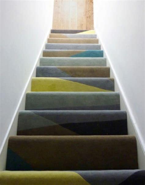 teppich auf treppe verlegen teppich f 252 r treppen fantastische vorschl 228 ge archzine net