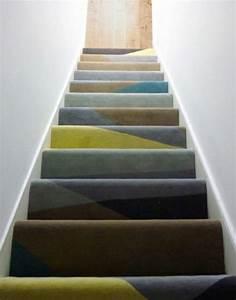 Treppen Teppich Läufer : sisal teppich treppe verlegen das beste aus wohndesign ~ Michelbontemps.com Haus und Dekorationen