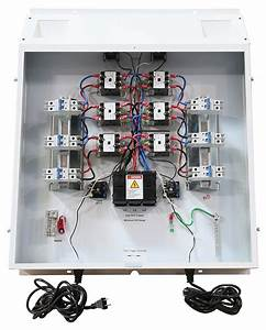 Titan Controls Helios 200 Amp Commercial Series Lighting