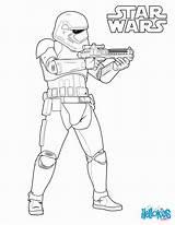 Stormtrooper sketch template