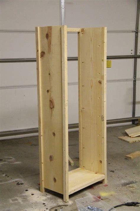 diy kentwood bookcase diy bookshelf plans diy wood
