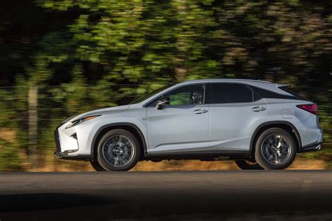 2018 Lexus Rx 350 Awd F Sport Full Gallery And