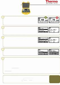 Thermo Scientific Radeye B20 Measuring Instruments Short