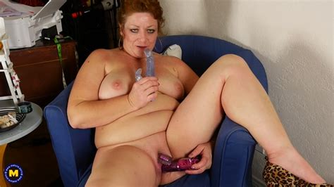 Mature Nl Presents Nola D 46 In American Chubby Mature