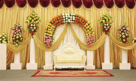 service provider  wedding stage decoration service