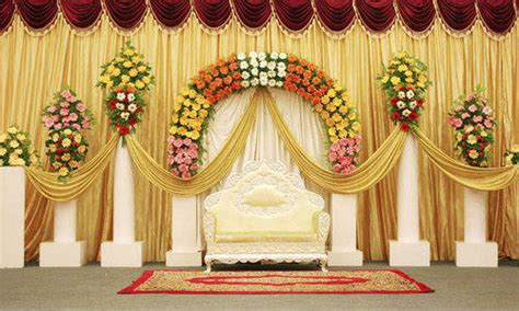 Service Provider of Wedding Stage Decoration Service