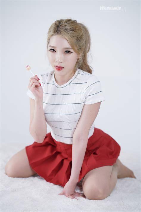 출사모델혜빈스튜디오촬영회 모델