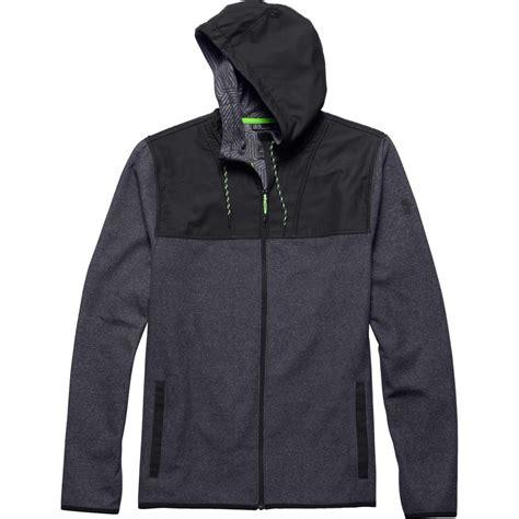 armour coldgear infrared survival hooded fleece