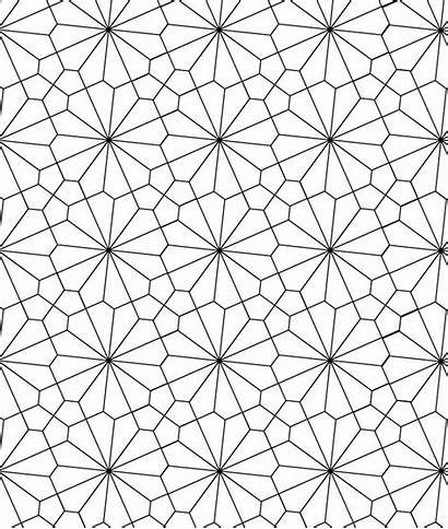 Tessellations Tessellation Patterns Coloring Worksheets Templates Pages