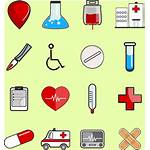 Icons Medical Vocabulaire Package Icon Et Maladies