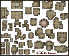 heroic maps modular kit dungeon heroic maps caverns