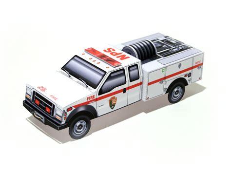 Nps Type 6 Fire Engine « Papercruiser.com