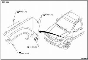 Service Manual - Nissan Pathfinder 2009