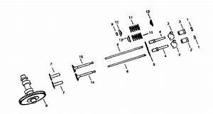 Valves Assy Diagram  U0026 Parts List For Model Apg3009 All