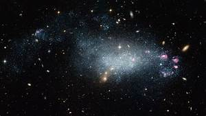 Newly discovered dwarf galaxy may be falling into the ...
