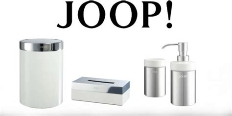 Bad Accessoires Joop by Joop Badaccessoires Neuesbad Magazin