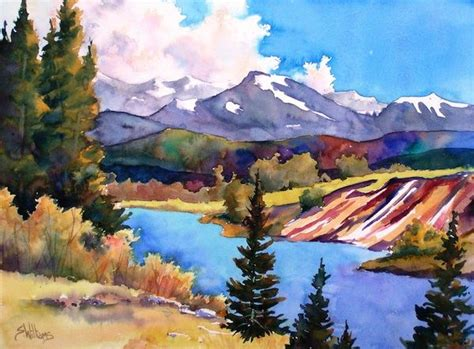 pin  artistsnetwork  watercolor painting painting