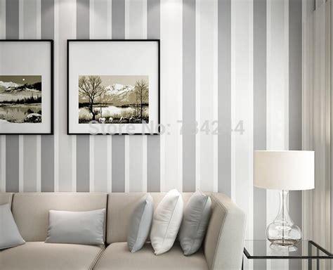 Living Room Wallpaper Grey Walls by Fashion Luxury Striped Wallpaper Living Room Beroom Walls