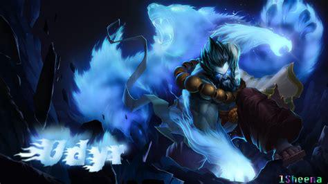 Udyr Wallpaper Animated - udyr spirit guard wallpaper by lsheena on deviantart