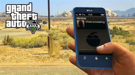 Cell Phone Cheats For Gta 5