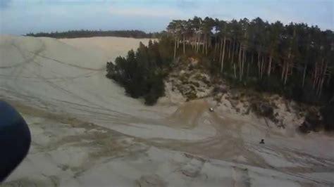 playing   dunes   banshees  florence oregon