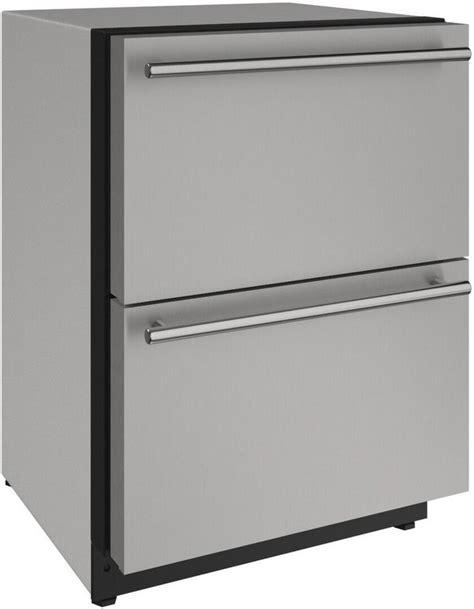 udwrsa   counter depth drawer refrigerator   cu ft capacity