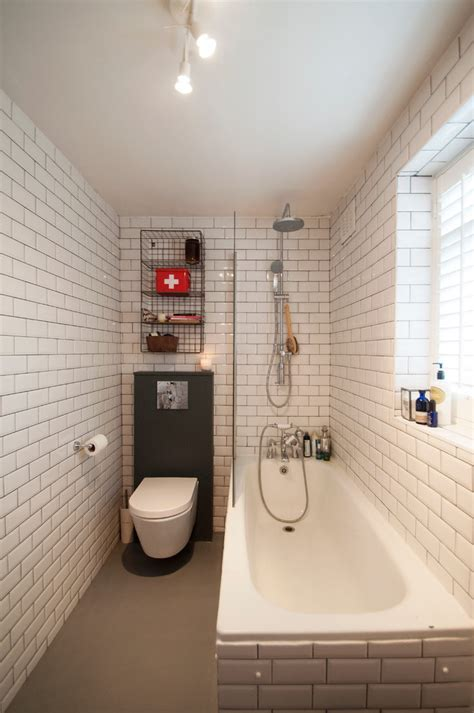 bathroom track lighting Bedroom Contemporary with beamed