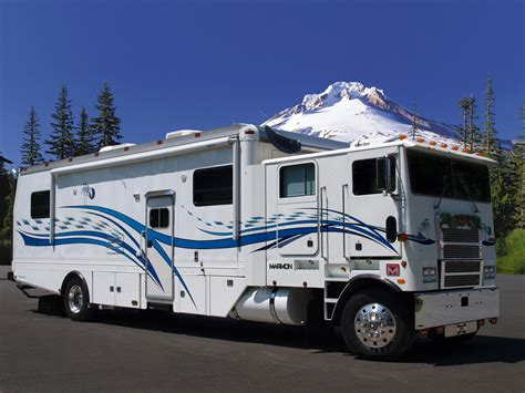 marmon campers motorhome mobilehouse bus buses wallpaper