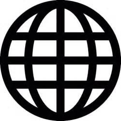 mundo da ícones gratuitos - Gratis Logo Design