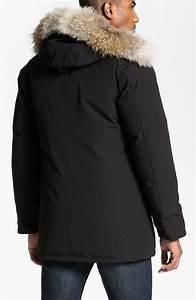Real Fur Canada Goose Jackets