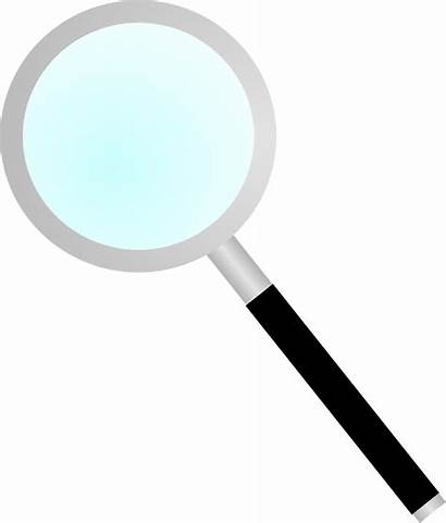Magnifying Glass Magnifier Clipart Picpng Circle Lens
