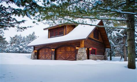 cabin plans with garage pictures barn style garage with living plans barn style garage