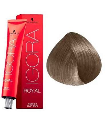 igora royal   blond clair cendre coloration schwarzkopf