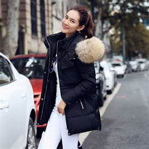 Jacket With Real Fur Hood