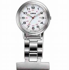 Nurse Lapel watch