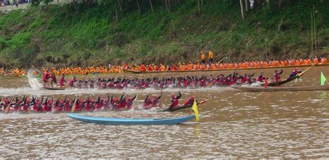 Dragon Boat Racing Companies by Laos Gets Festive With Dragon Boat Races Journeys Within