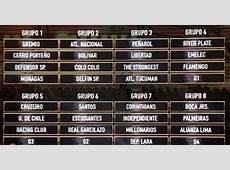 Emelec enfrentará a River Plate y Flamengo en el grupo 4