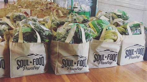 Starting A Food Pantry At Your Church Soul Food Pantry Adventist Record