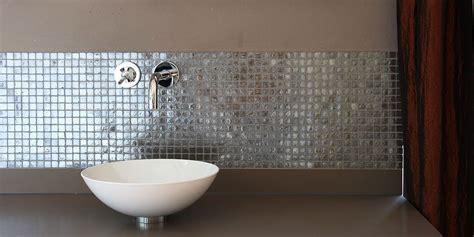 Glasmosaik Fliesen Bad by Neutra Casamood Glasmosaik Feinste Farbnuancen Waschtisch