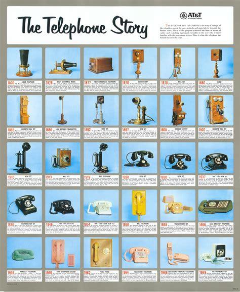 1969 Att Telephone Story Poster
