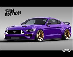 Ford's Going To SEMA, These Are Its Modified Mustangs | Carscoops