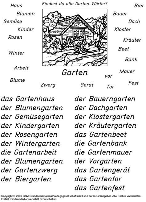 Garten Der Wörter Lösungen by Garten W 246 Rter L 246 Sung Medienwerkstatt Wissen 169 2006