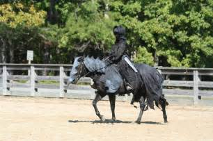 Scary Horse and Rider Costumes