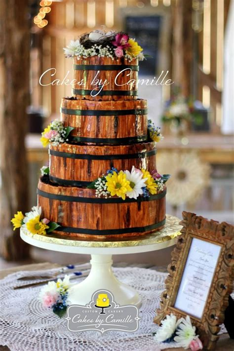 25 Best Ideas About Country Wedding Cakes On Pinterest
