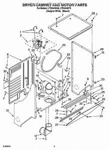 Whirlpool 3394652 Dryer Belt  Length 79 8 Inch