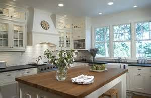 Woodharbor Cabinets by Cottage Kitchen Design Successful Kitchen Remodel